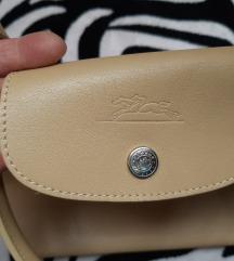 Longchamp kožna torba model Depose