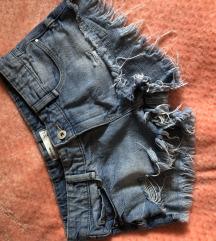 Zara krtke hlačice