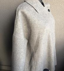 Zara siva pelerina