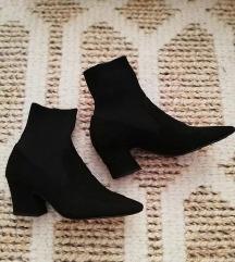 MANGO sock boots