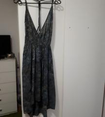Zara haljina na preklop