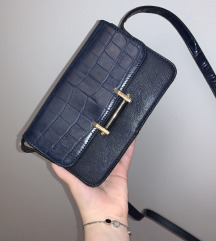 tamnoplava torbica