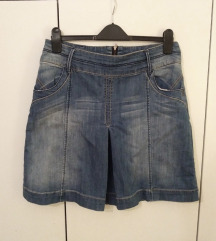 Orsay jeans suknja M/L