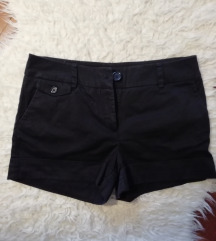 Kratke crne hlače H&M