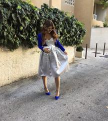 Gau moreno sljokicasta haljina
