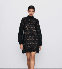 Zara Macrame nova haljina sa etiketom
