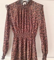 Leopard haljina XS/S