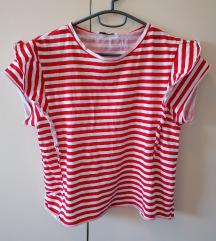 Zara majica na pruge S