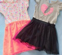 Dvije ljetne haljinice