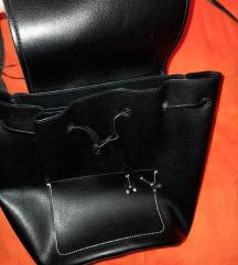 Stradivarius ruksak/školska torba
