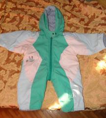 Skafander ski-odijelo za bebu uniseks