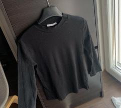 Zara basic crna majica