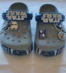 Crocs Star Wars svijetleće