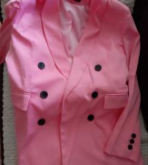 Pink sako  like