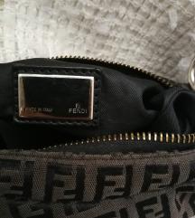Fendi logo saddle bag ORIGINAL