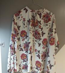H&M floral bluza