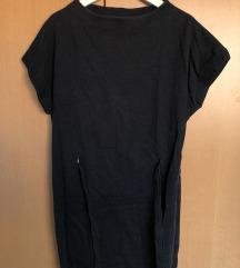 PETIT BATEAU Tamno siva haljina