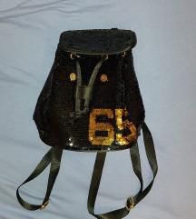 Mali šljokičasti ruksak