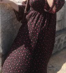 Haljina - cvjetni uzorak
