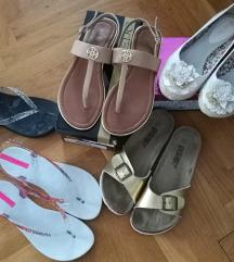 Lot ljetne obuće