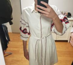 Reserved haljina s vezom
