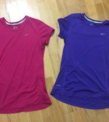 Nike dry fit majice