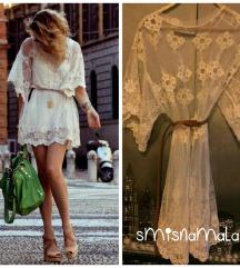 Zara crochet haljina