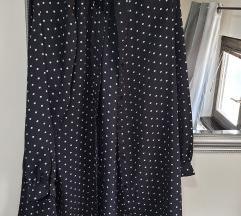 H&M tockasta haljina/tunika%