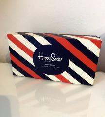 3 para novih Happy Socks zapakirano 36-40