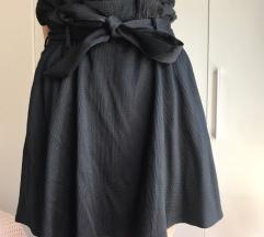 H&M crna suknja