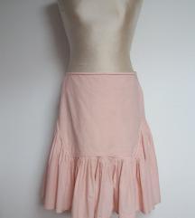 Hugo Boss romantična lagana suknja
