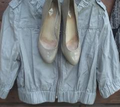 Kratka jakna + COX ,cipele +torba na poklon 40