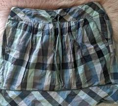 Kratki šos suknja