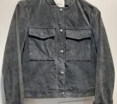Mango kožna jakna