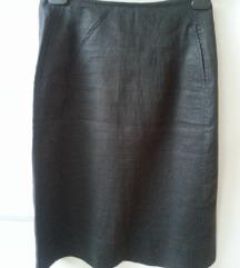 Crna suknja lan 36 Marc O Polo