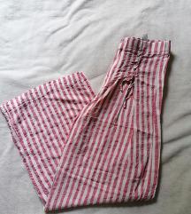 %%》Zara palazzo hlače《