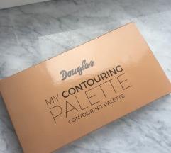 Douglas My Countouring pallete