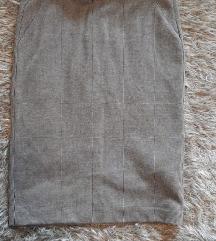 Zara suknja visokog struka