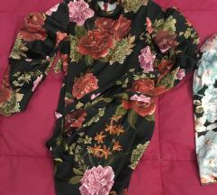 zara haljina cvijetnog uzorka