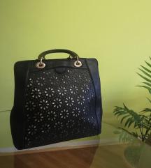torba crna cvjetna