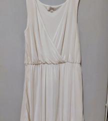 AMISU bijela haljina 40