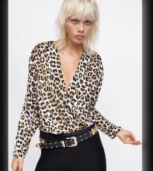 ZARA leopard body