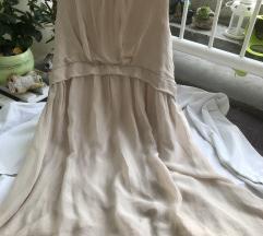 Haljina od svile vel L-XL