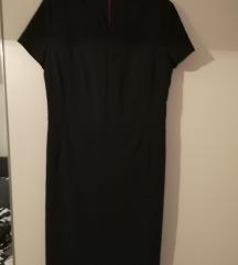 HUGO BOSS crna haljina
