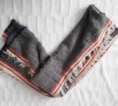 Zara oversized šal