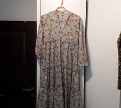 Midi haljina S/M uklj pt