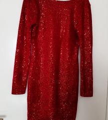 Zahara crvena haljina