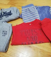 Lot odjeće za dečke u veličini 86