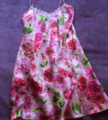 ❗️ NOVO ❗️ Ružičasta cvjetna haljina