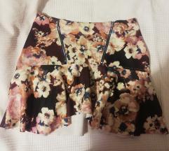 Pull and bear suknja mini